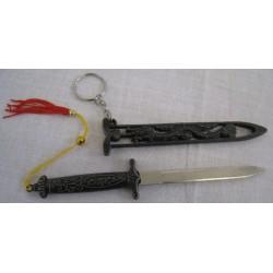 Nůž na obálky 18cm-(SADA 6ks)