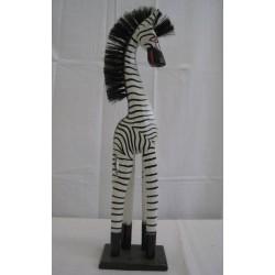 Zebra 40cm - lakovaná