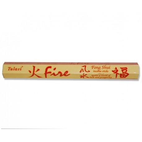 Vonné tyčinky Feng Shui FIRE (oheň)  (Sada 6 krabiček)