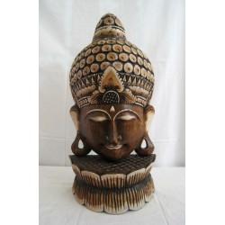 Hlava Buddhy 60cm