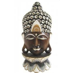 Hlava Buddhy 50cm