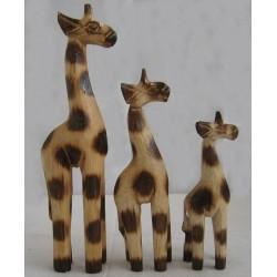 Žirafa 25cm A - sada 3ks