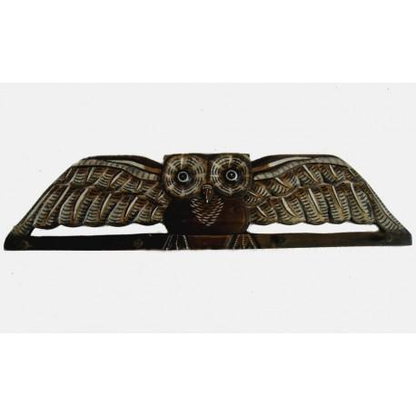 Dekorativní věšák 100cm - sova