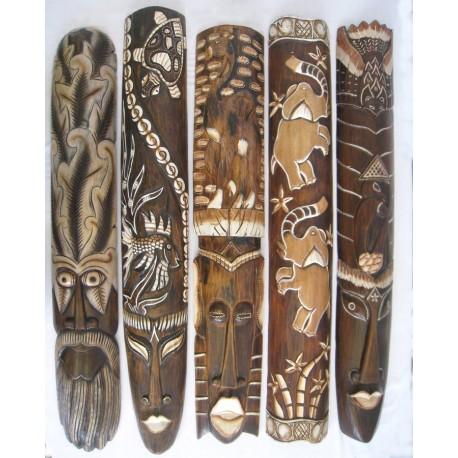 675b7aa013b Dřevěná maska 100cm