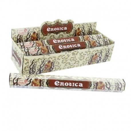 Vonné tyčinky - EROTICA (Sada 6 krabiček)