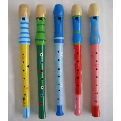 Barevná flétna