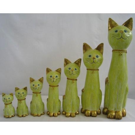 Kočky sada 7ks 13-52cm