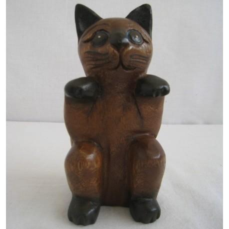 Kočka 15cm - zvednuté tlapky