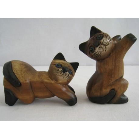 Kočka 11cm - zvednuté tlapky