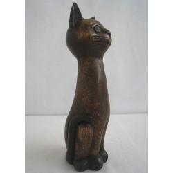 Kočka 25cm - sedící