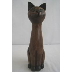 Kočka 30cm - sedící