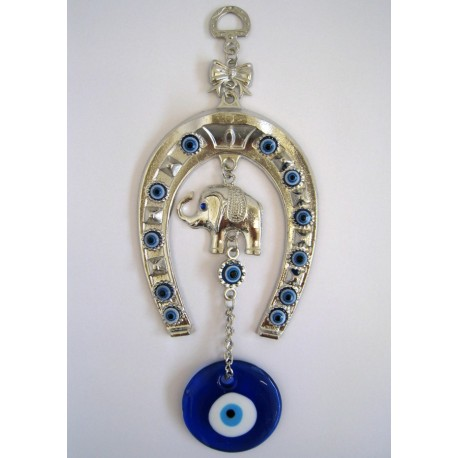 Alláhovo modré oko Podkova
