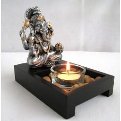 Ganesha svícen 10cm x 4cm