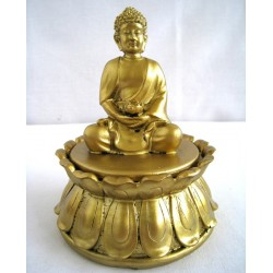 Buddha (dóza) 14,5 cm