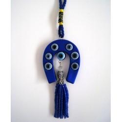Alláhovo modré oko - podkova (SADA 12ks)
