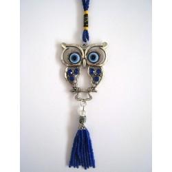 Alláhovo modré oko - sova - (SADA 12ks)