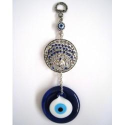 Alláhovo modré oko - páv