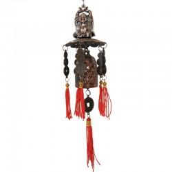 Čínská zvonkohra s Buddhou