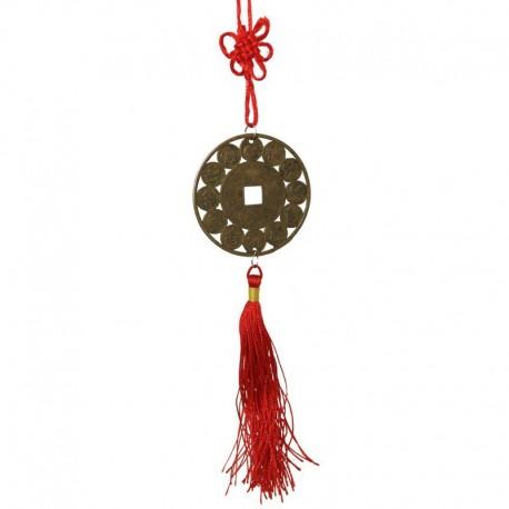 Ochranný čínský ověs zvěrokruh / zodiac-(SADA 6ks)