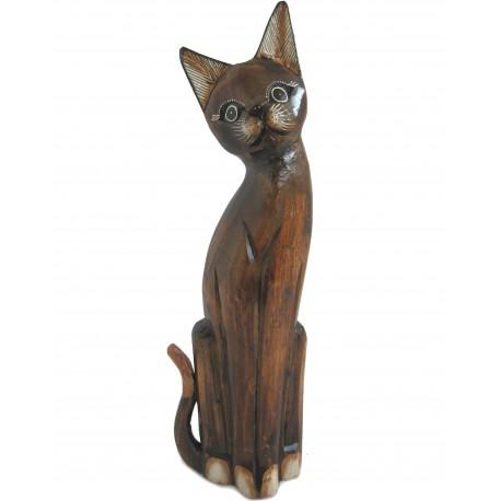 Kočka sedící 40cm