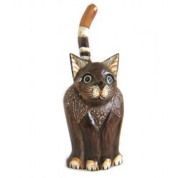 Kočka s ocasem nahoru 30cm