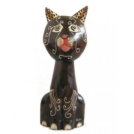 Kočka s vyplazenym jazykem 35cm