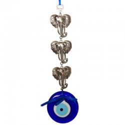 Alláhovo modré oko - tři sloni VELKÉ