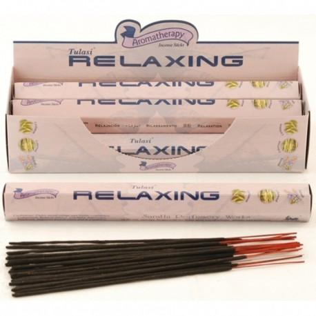 Vonné tyčinky - RELAXING  (Sada 6 krabiček)