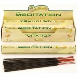 Vonné tyčinky - MEDITATION (Sada 6 krabiček)