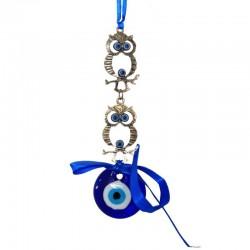 Alláhovo modré oko - 2 sovy