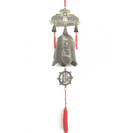 Ochranný čínský ověs - zvonek štěstí