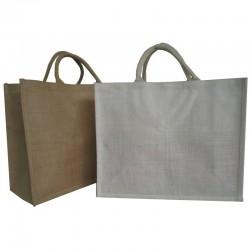 Jutová taška, kabelka 1