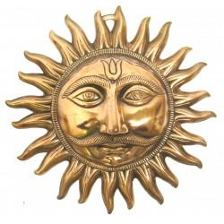 Závěsná dekorace slunce -27 cm