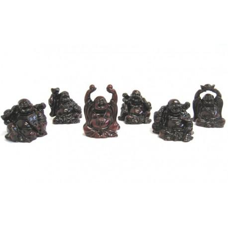 Buddha sada-6 kusů