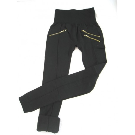 Legíny (elastické s zipy)