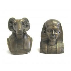 Bista-egyptský motiv