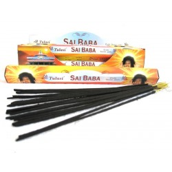 Vonné tyčinky-SAI BABA  (Sada 6 krabiček)