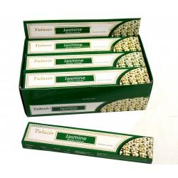 Vonné tyčinky -JASMINE masala  (Sada 12 krabiček)