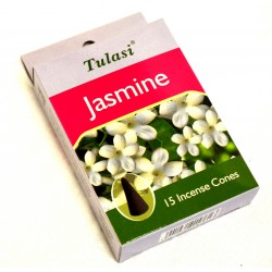 Vonné františky Tulasi JASMINE(Sada 12 krabiček)
