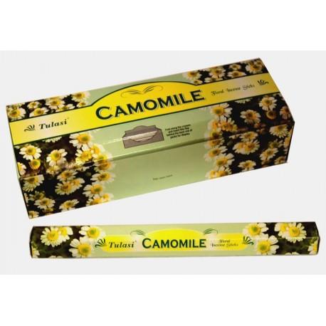 Vonné tyčinky -CAMOMILE (Sada 6 krabiček)