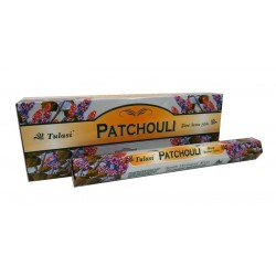 Vonné tyčinky - PATCHOULI (Sada 6 krabiček)