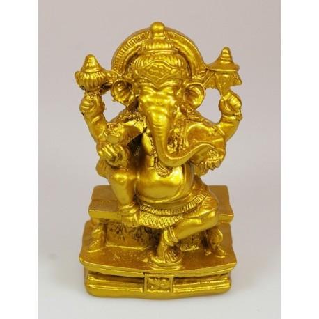 Ganesha 9cm-(Sada 2ks)