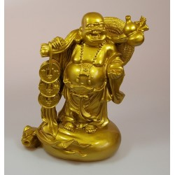 Buddha zlaty