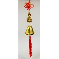 Ochranná zvonk- buddha