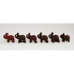 Slonů sada-6 kusů