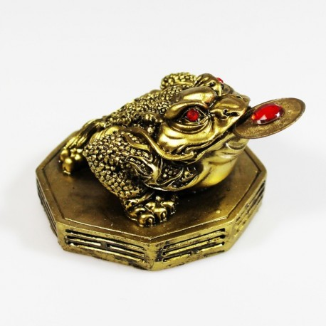 Třínohá žába na Bagua