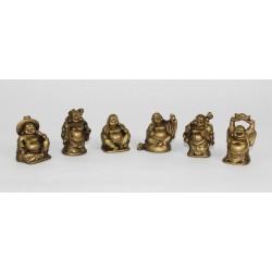 Buddha  (sada-6 kusů)