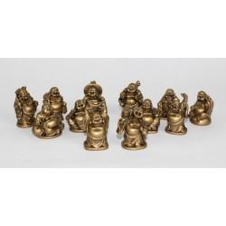 Buddha  (sada-12 kusů)