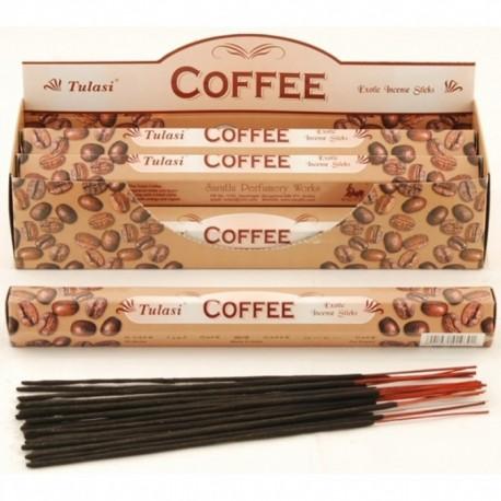 Vonné tyčinky - COFFEE (Sada 6 krabiček)