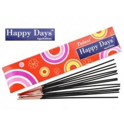 Vonné tyčinky - Happy Days (Sada 12 krabiček)